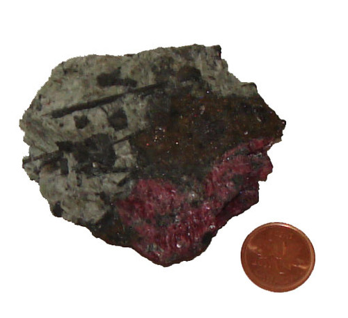 Eudialyte Stone - Specimen B