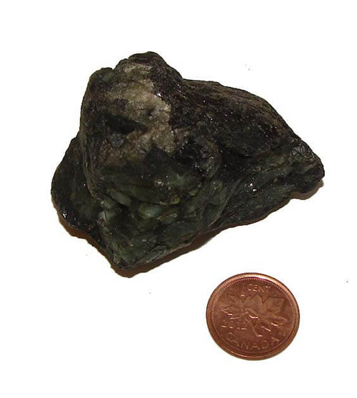 Rough Emerald Stone - Specimen D - Image 2