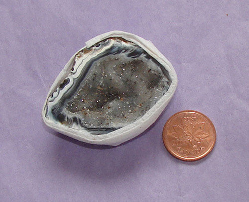 Raw Agate Geodes - size small