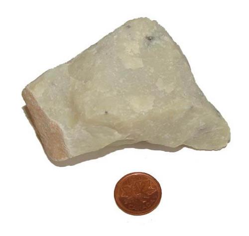 Healerite Serpentine Rough Stone - Specimen N - Image 1