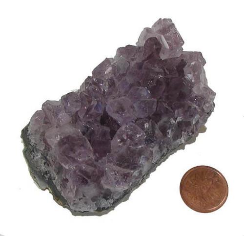 Raw Amethyst Stone Cluster - Specimen O