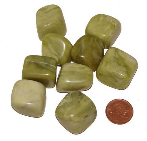 Tumbled Infinite Stones - size large