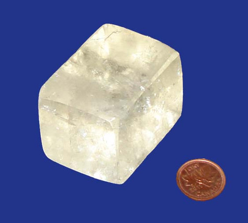Optical Calcite Crystals - Specimen J