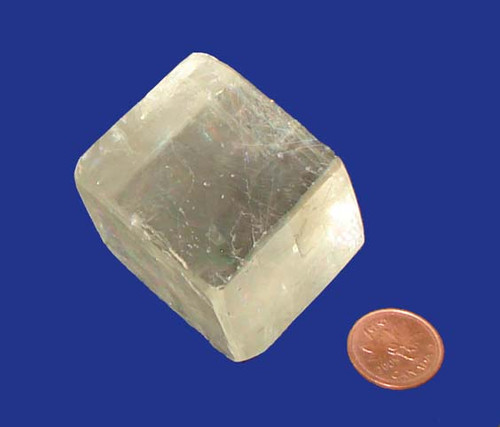 Iceland Spar Stone - Specimen K