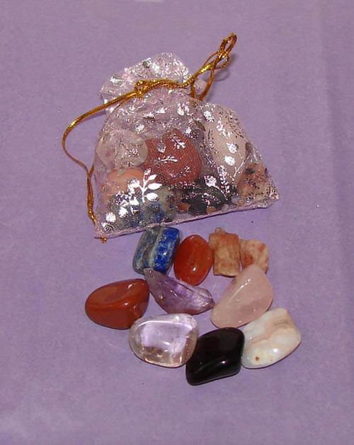 Set of the Best Healing Stones for Grief & Heartache