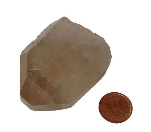 Natural Smoky Quartz Points - Specimen Z