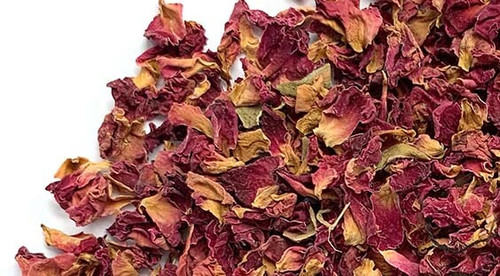 Red Rose Petals, 1/2 ounce, 14 grams