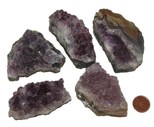 Amethyst Druze Cluster from Brazil, size Humungous