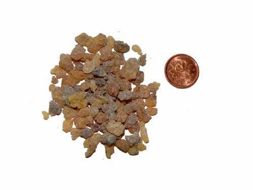 1/2 ounce (14 grams) of Frankincense Resin Incense
