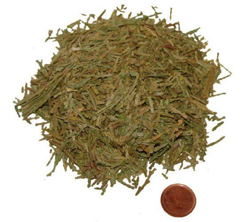 1 ounce (28 grams) of loose Cedar leaves