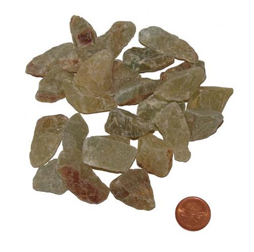 Green Onyx stones- Size Teeny