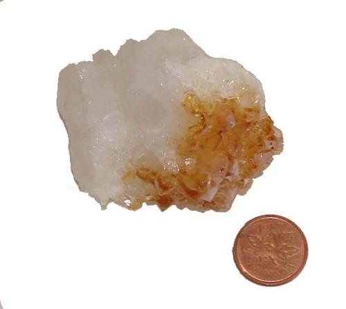 Natural Citrine Cluster -Specimen A