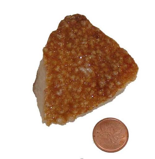 Citrine Crystal Cluster - Specimen B