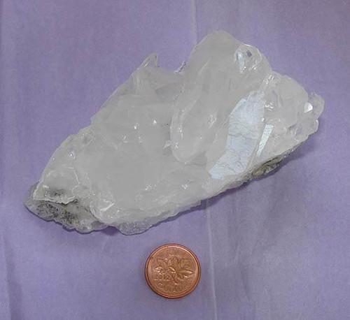 Clear Quartz Cluster - Specimen D