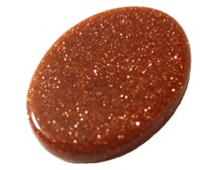 Goldstone helps to direct spiritual energy - Free info on healing meanings and how to use with purchase - Free shipping over $60.
