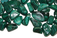 Malachite is an extremely versatile healing gemstone – Free info on healing properties and how to use with purchase – Free shipping over $60.