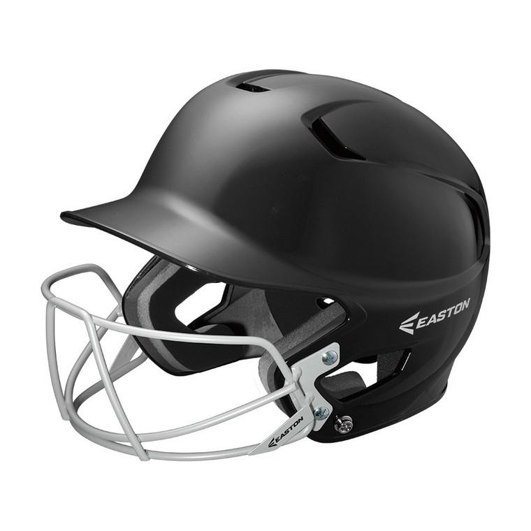 Z5 W/ BASEBALL/SOFTBALL MASK Batting Helmet (Junior Size)