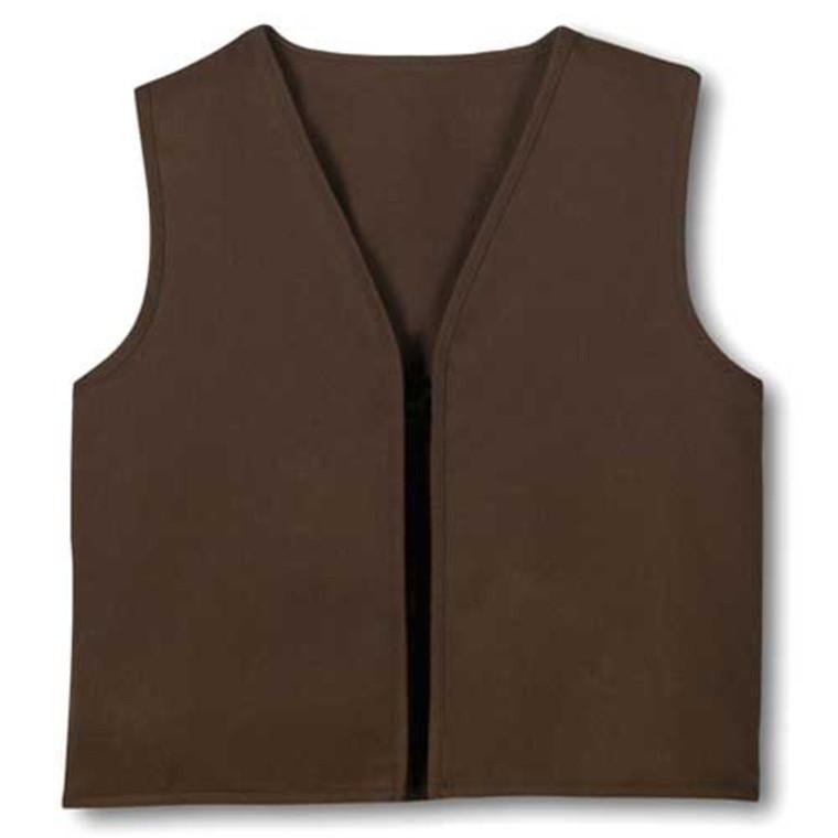 Brownie Vest - Plus Size