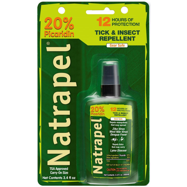 Natrapel® 3.4oz Pump - uncarded