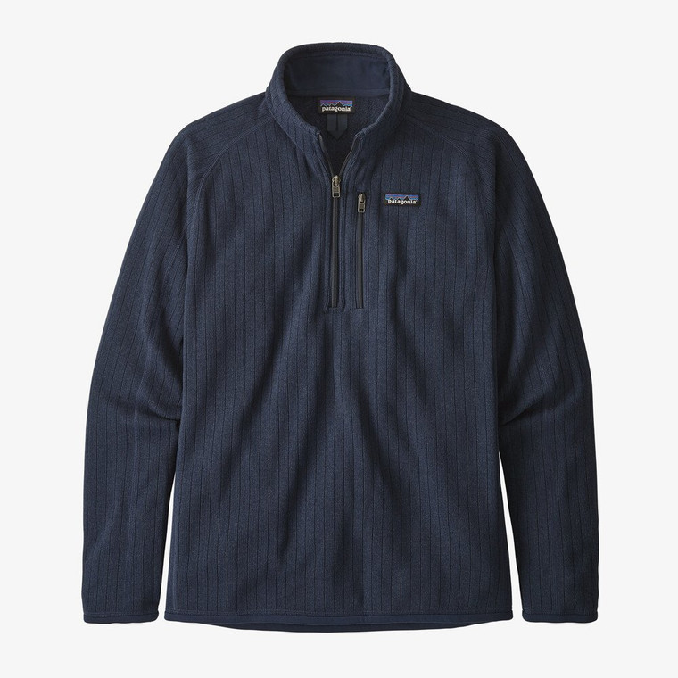 Men's Better Sweater® Rib Knit 1/4-Zip Fleece