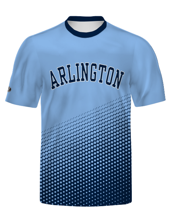 Holloway FreeStyle Sublimated Turbo Training Tee - ATB Away Jersey
