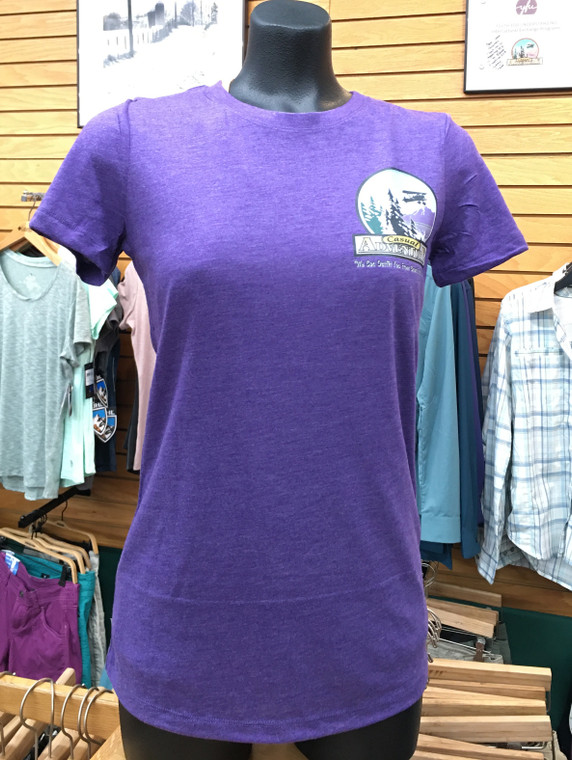 Women's Casual Adventure T-Shirt