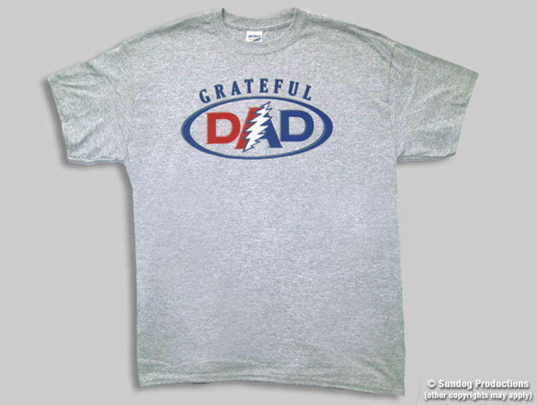 Grateful Dad S/S Tee