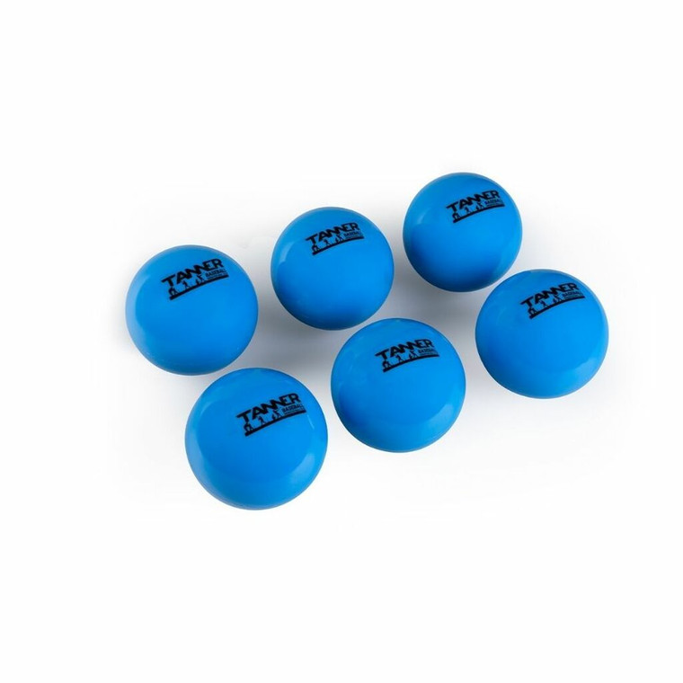 WEIGHTED RUBBER TRAINING BALL