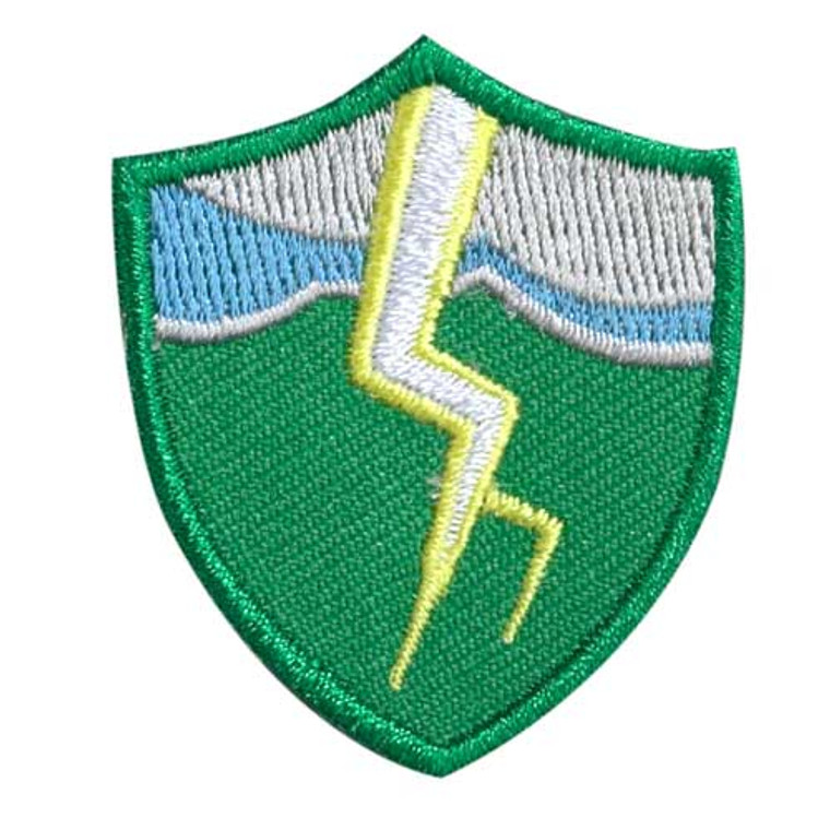 Updated Lightning Troop Crest