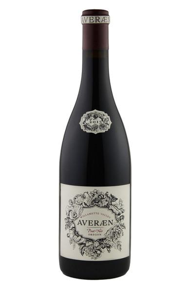 Averaen Pinot Noir 2018, Willamette Valley, Oregon