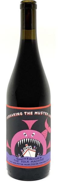 Folk Machine 'Forsaking the Muster List' Pinot Noir 2019, Potter Valley, California