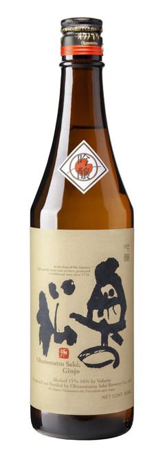 Okunomatsu Shuzo Ginjo Sake