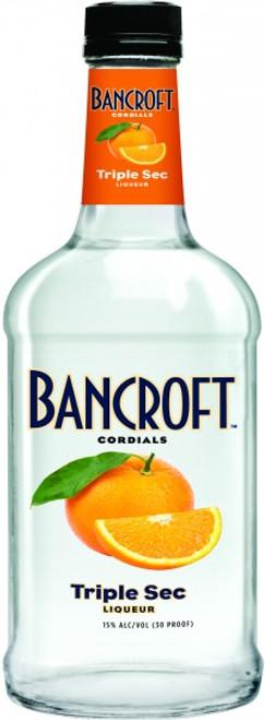 Bancroft Triple Sec Liqueur
