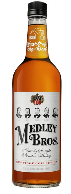 Medley Bros. Straight Bourbon Whiskey