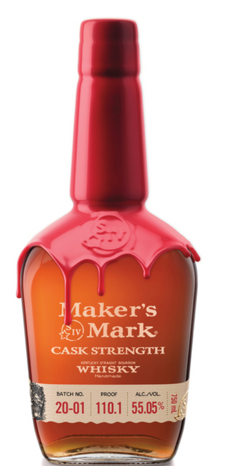 Maker's Mark Cask Strength Straight Bourbon Whisky