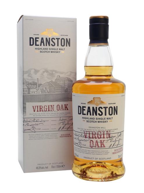 Deanston Virgin Oak Single Malt Scotch Whisky