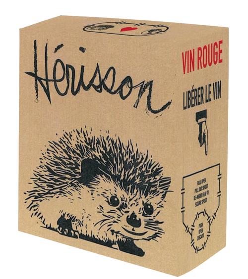 Hérisson Bourgogne Passe-tout-grains Vin Rouge