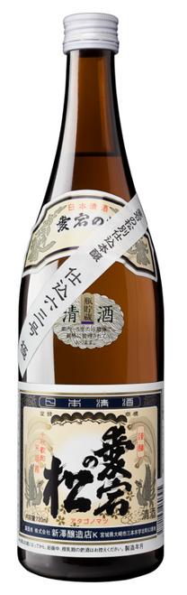 Niizawa 'Atago No Matsu' Tokubetsu Honjozo Sake