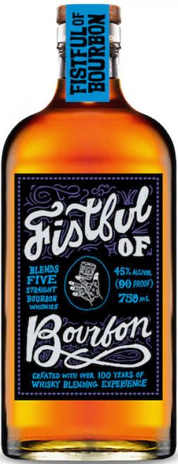 Fistful Of Bourbon Straight Bourbon Whiskey