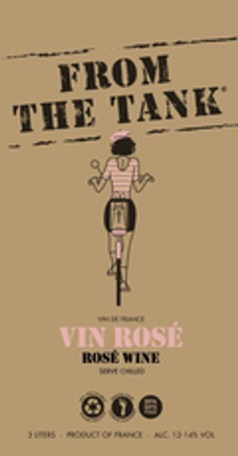 Domaine de la Patience 'From the Tank' Rosé