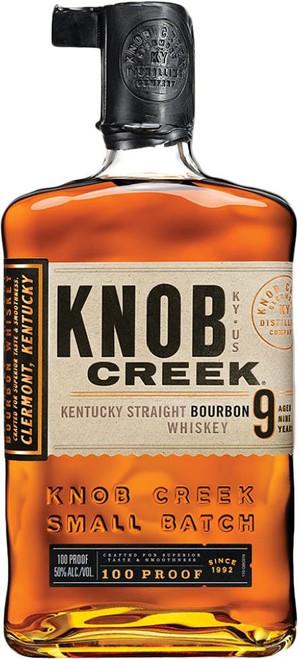Knob Creek 9yr Straight Bourbon Whiskey