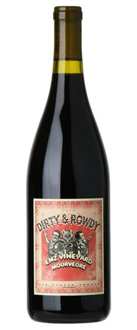 Dirty & Rowdy 'Enz Vineyard' Mourvèdre