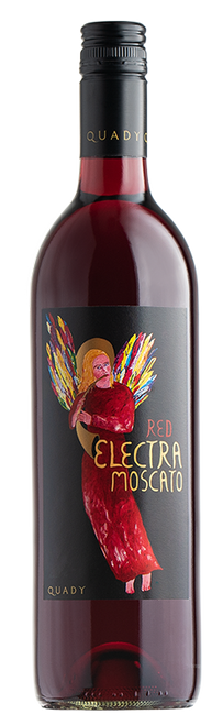 Quady 'Electra' Red Moscato