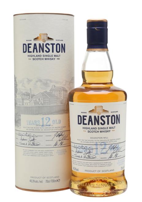 Deanston 12yr Single Malt Scotch
