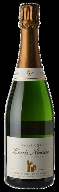 Louis Nicaise 1er Cru Champagne Brut Réserve