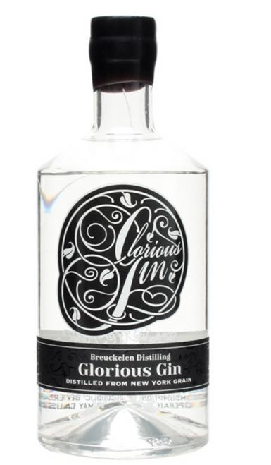 Breuckelen Distilling Glorious Gin