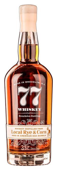 Breuckelen 77 'The Local' Rye and Corn Whiskey