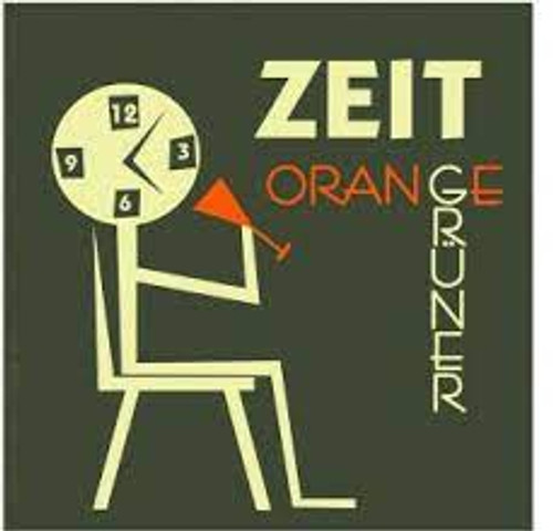 Zeit Orange Grüner Veltliner