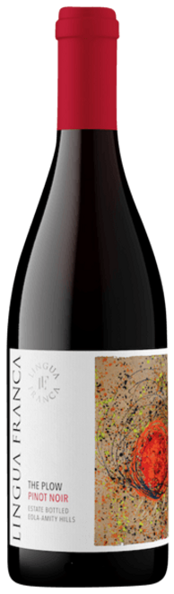 Lingua Franca 'The Plow' Pinot Noir