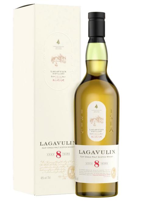 Lagavulin 8yr Single Malt Scotch